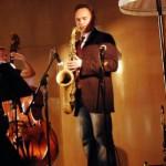 Valentino e il suo sax